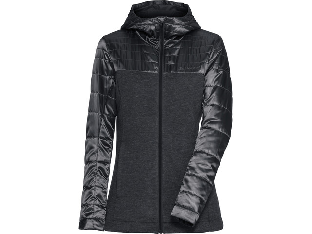 VAUDE Godhavn Padded Jacket II Naiset, phantom black